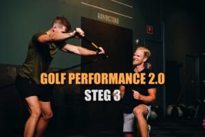 GOLF PERFORMANCE 2.0 STEG 3